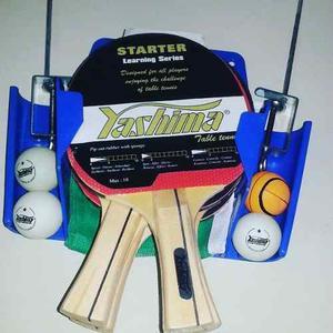 Kit Juego De Ping Pong Yashima, Nuevo
