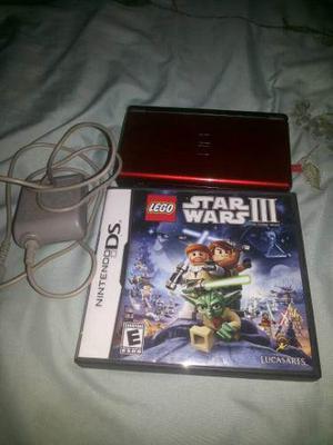 Nintendo 3ds Con Un Juego Star Wars Iii