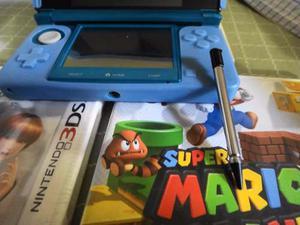 Nintendo 3ds Practicamente Nuevo