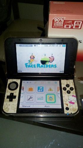 Nintendo 3ds Xl Con Todos Sus Accesorios.
