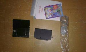 Nintendo Ds 3d Xl Doble Cámara Wifi Todo Completo Original