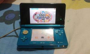 Nintendo Old 3ds En Perfecto Estado Usudo Una Sola Vez