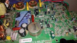 Placa De Corneta Mackie 450 V2 Amplificada