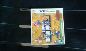 Super Mario Bros. 2 Nintendo 3ds Video Juego Original