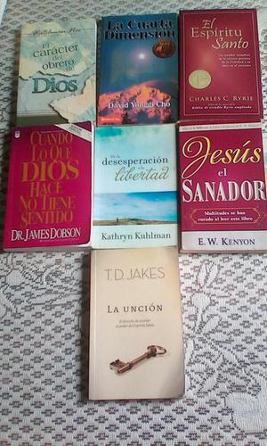 Vendo Baratos Libros Cristianos