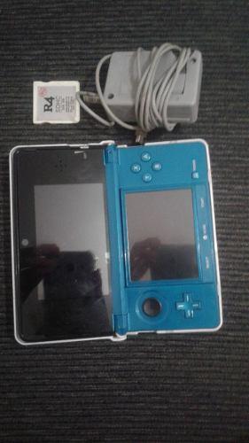 Vendo O Cambio Nintendo 3ds Usado Con Juegos