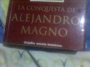 libro ALEJANDRO MAGNO
