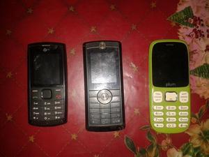 vendo o cambio telefonos basicos y tablet