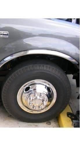 Aro Borde Rueda En Acero De Ford Triton 350