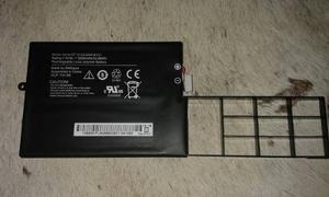 Bateria O Pila De Minilaptop Compatible Con Ca#anaim