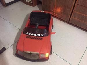 Carro Eléctrico Para Niños, Para Reparar