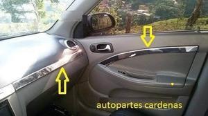 Kit Interno De Puertas Y Tablero Chevrolet Optra