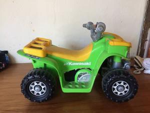 Moto 4 Ruedas A Batería Para Niños