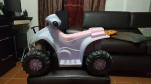 Moto Electrica De Juguete Para Niña