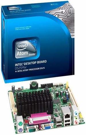 Tarjeta Madre Intel Atom Dual-core D525/intel + 2gb Ram