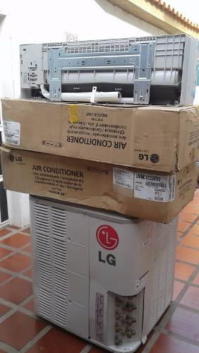 Aire Acondicionado Multi Split Lg 4 Consolas