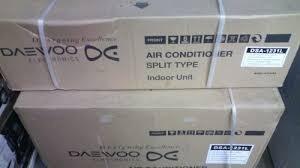 Aire Acondicionado Split Daewoo btu 220v
