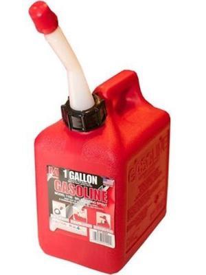 Bidon De Gasolina Plastico 1 Galon Midwest Rustico 4x4