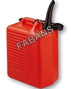 Bidon Gasolina 10 Litros Plastico Rustico 4x4 Garrafa Rojo