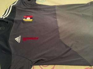 Camisa De Portero De La Vinotinto Original