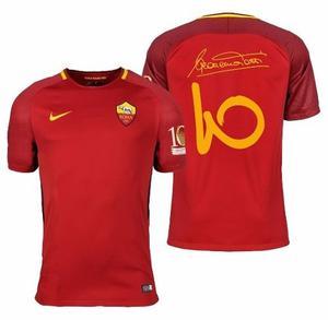 Camiseta 100% Original As Roma  Despedida De Totti
