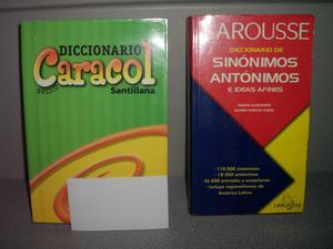 Diccionarios para estudiantes