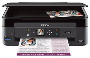 Impresora Epson Expression Home Xp-340 Wireless