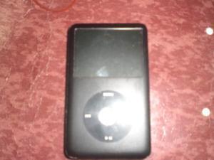 Ipod Clasicc Negro Con Memoria 160gb Vendo O Cambio