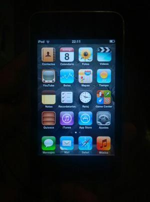 Ipod Touch 3ra Generacion De 32 Gb
