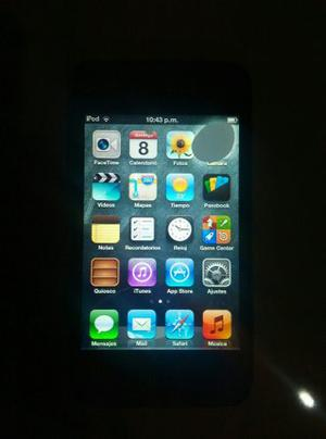 Ipod Touch 4ta Generacion - 8 Gb