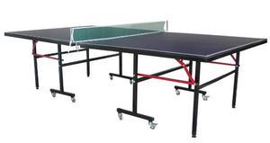 Mesa de pin pon importada spin pro2 posot class for Mesa de ping pong usada