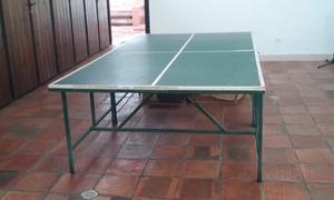 Mesa De Ping Pong - Tenis De Mesa