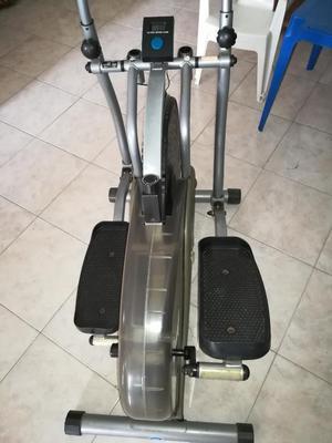 Maquina de ejercicios orbitrek como nuevo posot class for Maquinas de ejercicios
