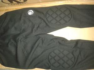 Pantalon De Portero De Futbol Prosport Niño T-14 (negro)