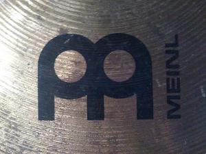 Platillo Crash Meinl 16
