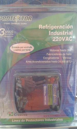 Protector De Corriente 220 Para Refrigeración