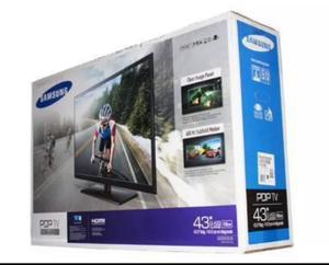 Samsung Tv Plasma 43