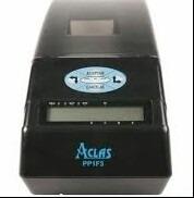 Sistema De Asesoría Impresora Fiscal