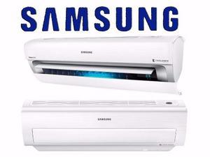 Split Triangular Aire Acondicionado Samsung btu