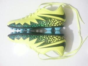 Tacos De Fútbol Nike Hypervenom Nuevos