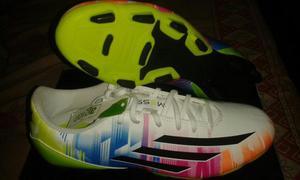Tacos Futbol Originales adidas Messi F5 Trx Fg Talla 9 (42)