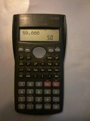 Vendo O Cambio Calculadora Casio Fx82ms