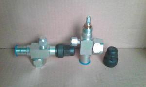 Válvula Rotolock Para Refrigeración 1y 1/4 De Pulgada.