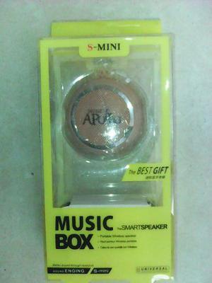 Corneta Bluetooth Con Entrada Microsd