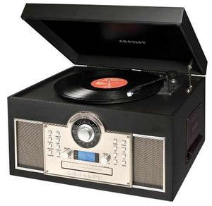 Crosley Tocadisco Memoria Grabadora De Cd Master (r (nuevo)