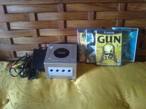 Nintendo Gamecube Plateado /silver Con Juegos