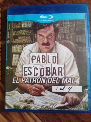 Pablo Escobar El Patron Del Mal. Serie En Blu Ray