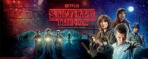 Serie Strager Things Temporada 1