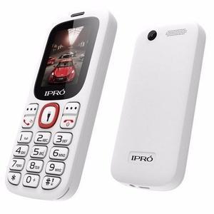 Telefono Celular Ipro I324f Dual Sim Camara Mp3 Mp4 Radio