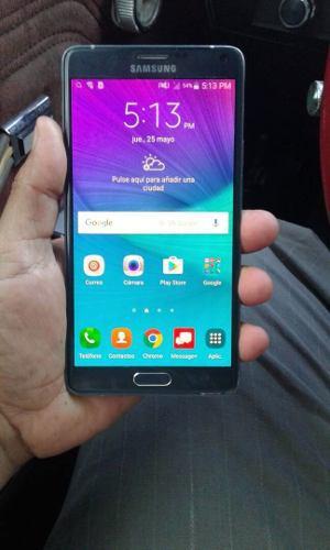 Telefono Samsung Galaxy Note 4 Usado Perfecto Estado